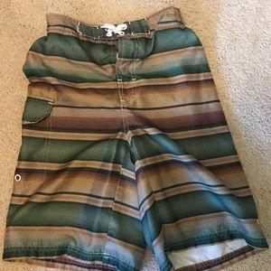 Lucky brand board shorts